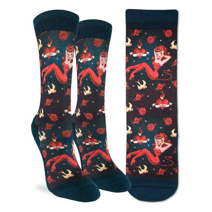 Women's She Devil Socks