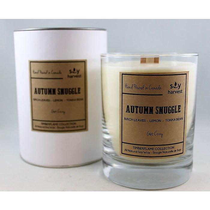 Autumn Snuggle Timberflame Candle