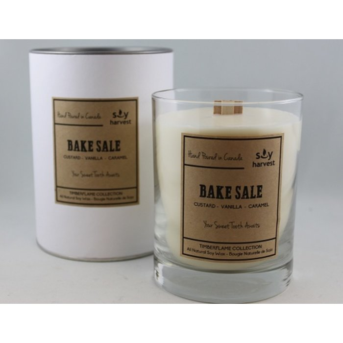 Bake Sale Timberflame Candle