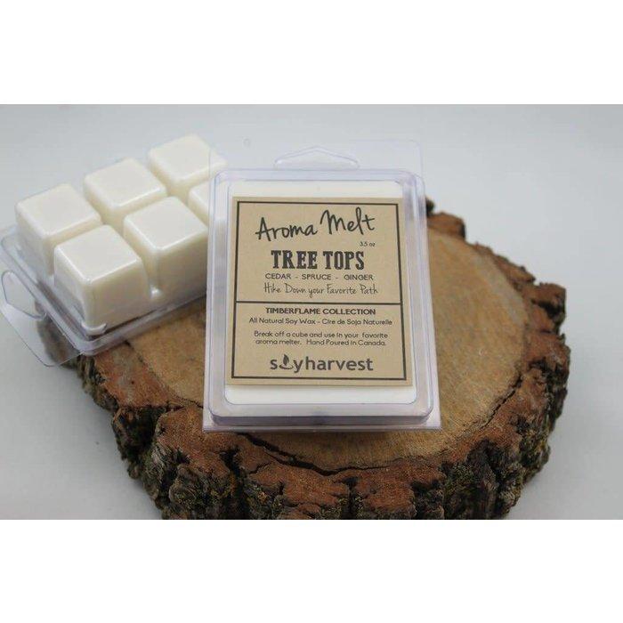 Tree Tops Timberflame Aroma Melt