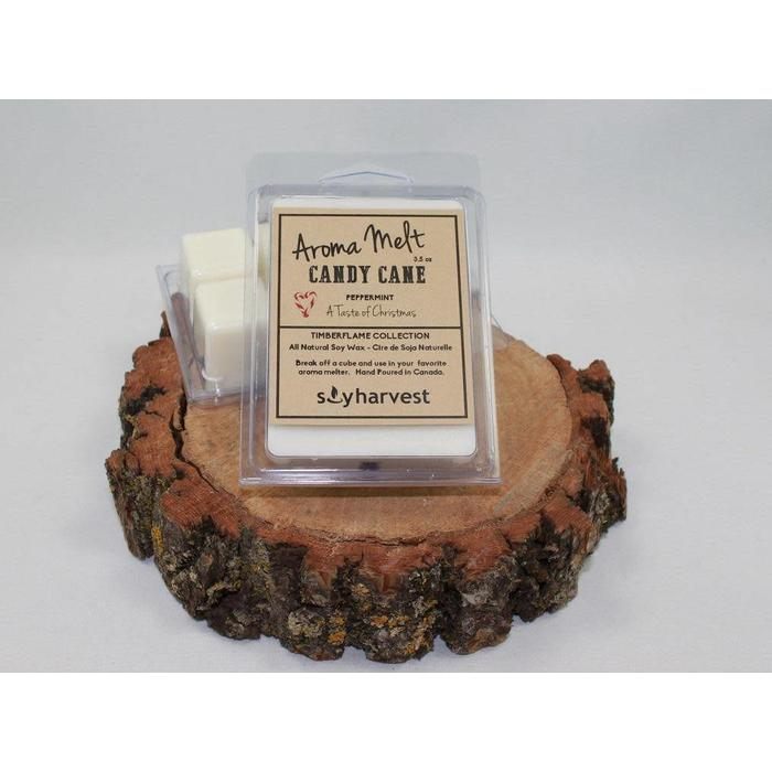 Candy Cane Timberflame Aroma Melt