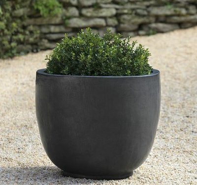Glazed Sem Planter Set of Four