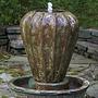 Glazed Mykonos Fountain