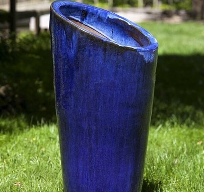 Glazed Rutillo Planter
