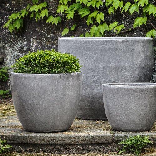 Glazed Marcel Planter Set of Four