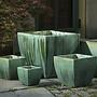 Glazed Ilona Planter Set of Five