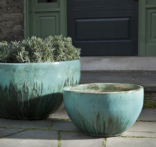 Glazed Quinta Bowl Set of Three