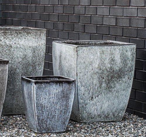 Glazed Blake Planter Set of Four