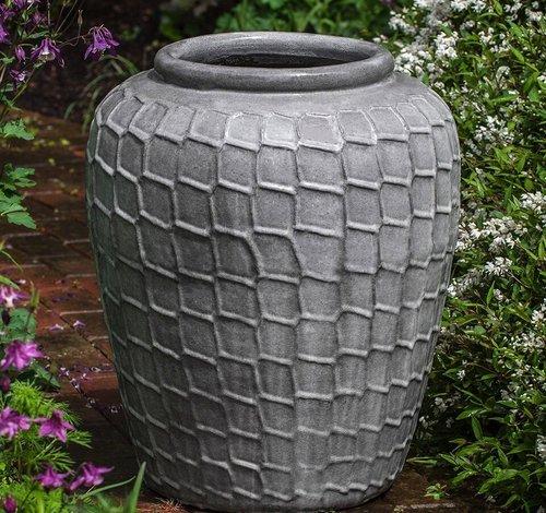 Glazed Netto Jar