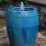 Glazed Malmo Fountain