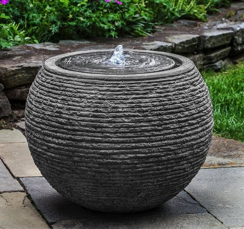 Fiberglass Sonora Large Fountain