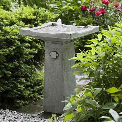 Cast Stone Bjorn Fountain