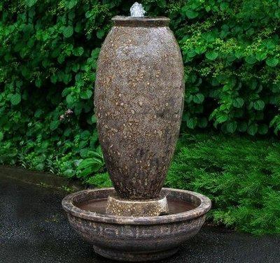 Glazed Thassos Fountain