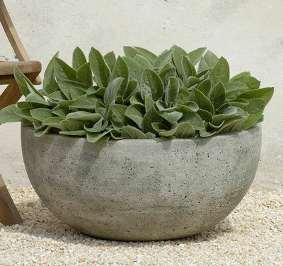 Cast Stone Sarinac Planter