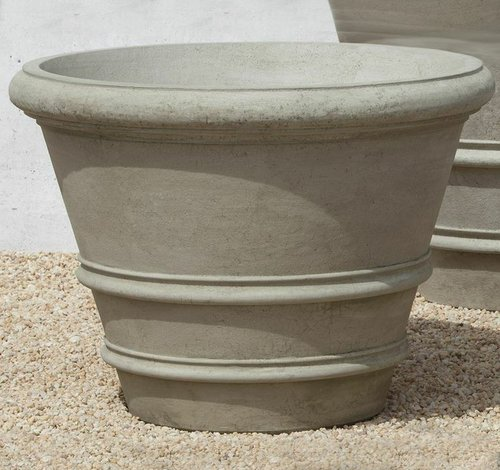 Cast Stone Classic Rolled Rim