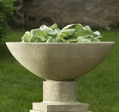 Cast Stone Savoy Planter