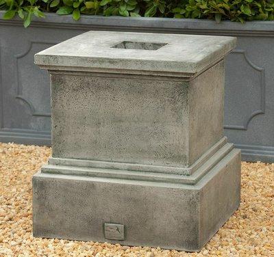 Cast Stone Glenview Pedestal