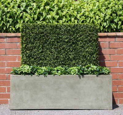 Fiberglass Big Box Planter