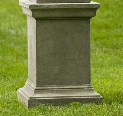 Cast Stone Greenwich Pedestal