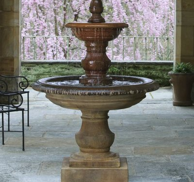 Cast Stone San Pietro Fountain