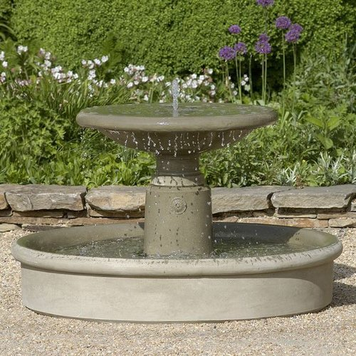 Cast Stone Esplanade Fountain
