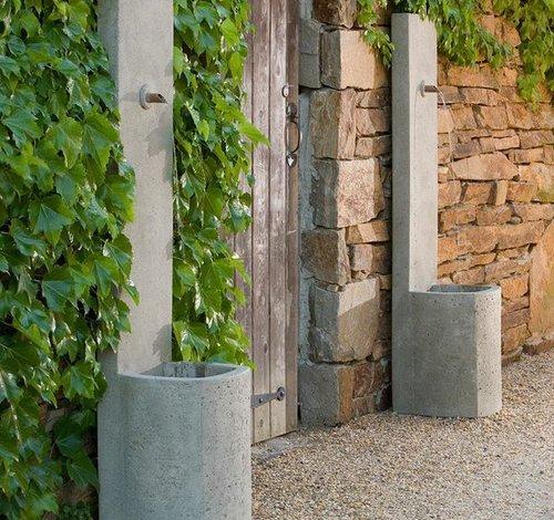 Cast Stone Echo Fountain
