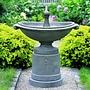 Cast Stone Medici Ellipse Fountain