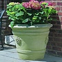Cast Stone Certosa Medallion Planter