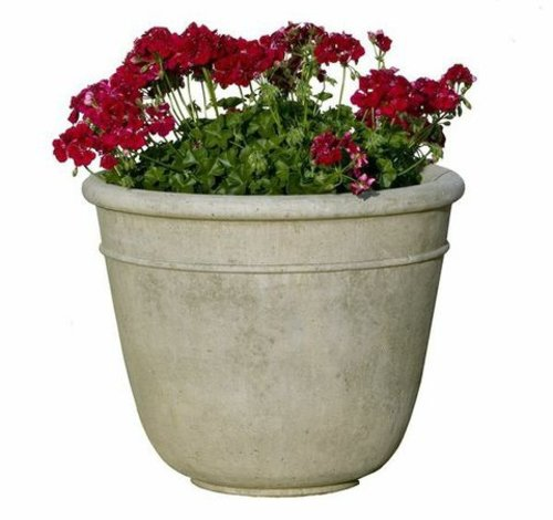 Cast Stone Carema Planter