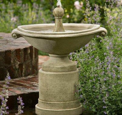 Cast Stone Borghese Fountain