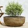 Cast Stone Mesa Planter