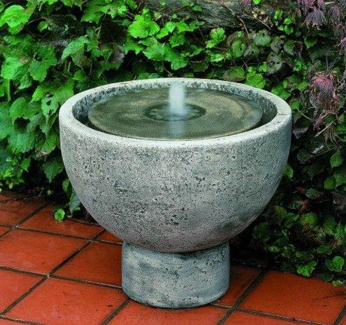 Cast Stone Rustica Pot Fountain