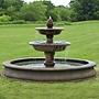 Cast Stone Beaufort Fountain