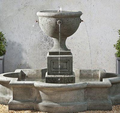 Cast Stone Navonna Fountain