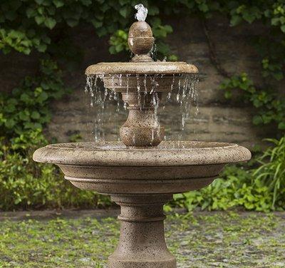 Cast Stone Caterina Fountain