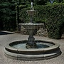 Cast Stone Charleston Fountain in Basin