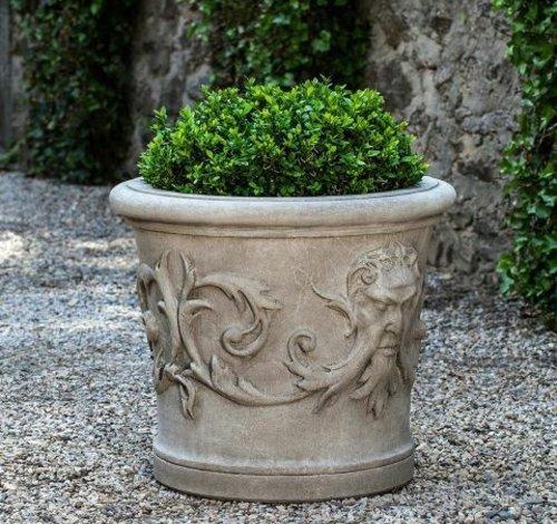 Cast Stone Berwind Planter