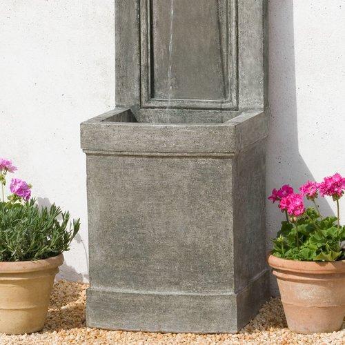 Cast Stone Auberge Fountain