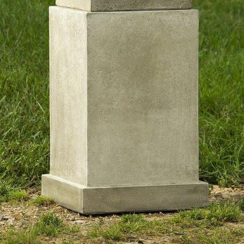 Cast Stone Savoy Pedestal