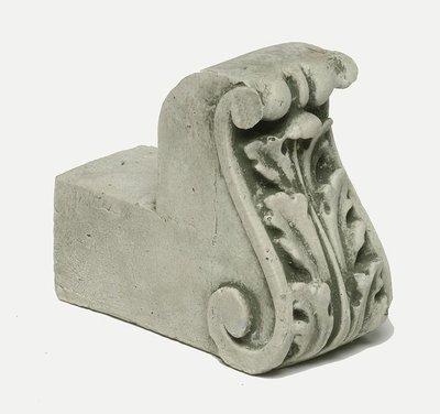 Cast Stone Acanthus Riser