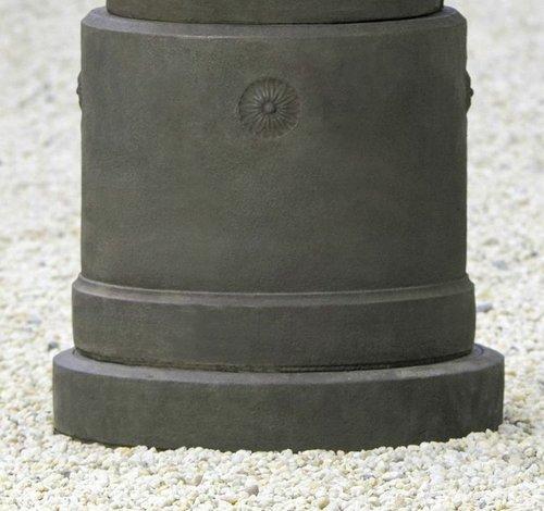 Cast Stone Medici Pedestal