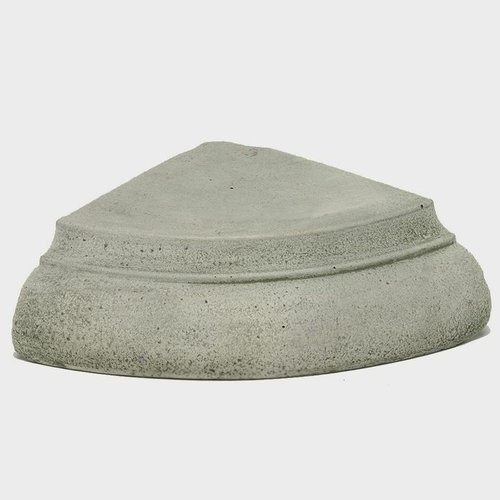 Cast Stone Large Wedge Riser