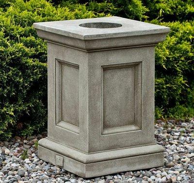 Cast Stone Barnett Pedestal