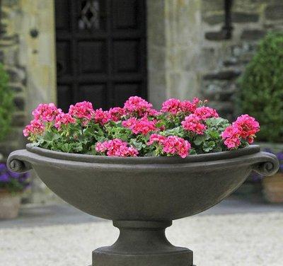 Cast Stone Medici Planter