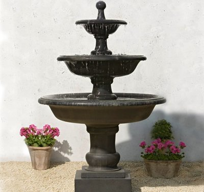 Cast Stone Vicobello Fountain