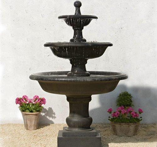 Cast Stone Vicobello Fountain