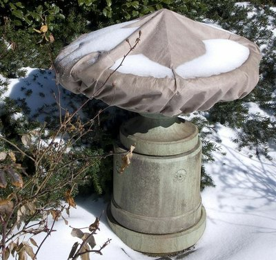 Outdoor Accessories Fountain Cover