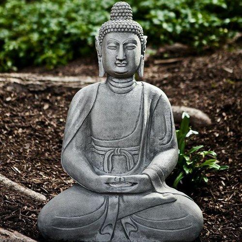 Cast Stone Chiang Mai Buddha