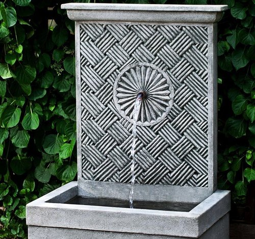 Cast Stone Solaris Fountain