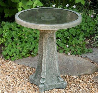 Cast Stone Galway Birdbath